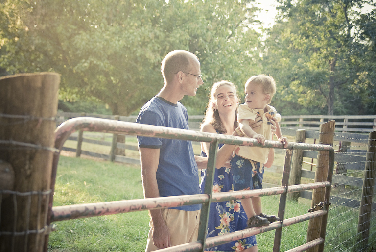 Family Portrait Photographer in Fort Mill SC
