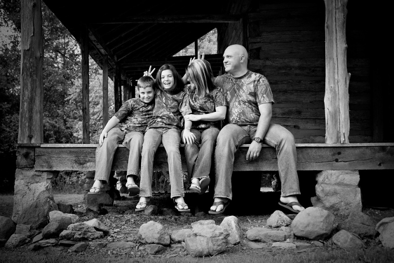 Fort Mill Family Portrait Photography