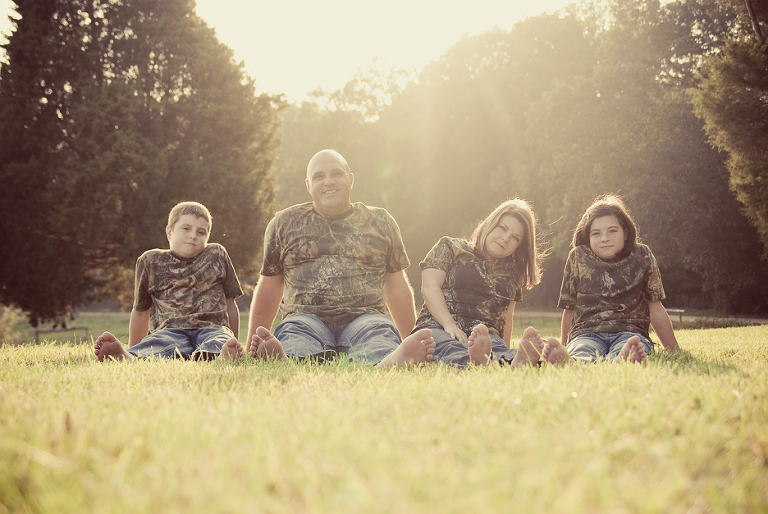 Fort Mill SC Photographer Family Portrait Photography