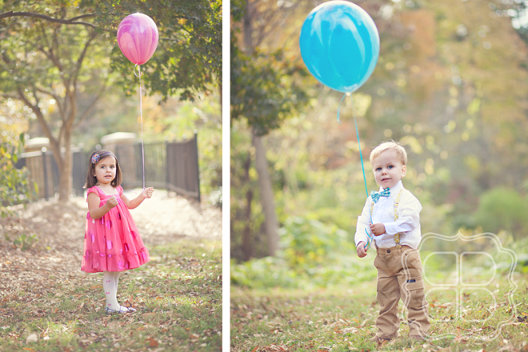 Child portraits by Charlotte photographer