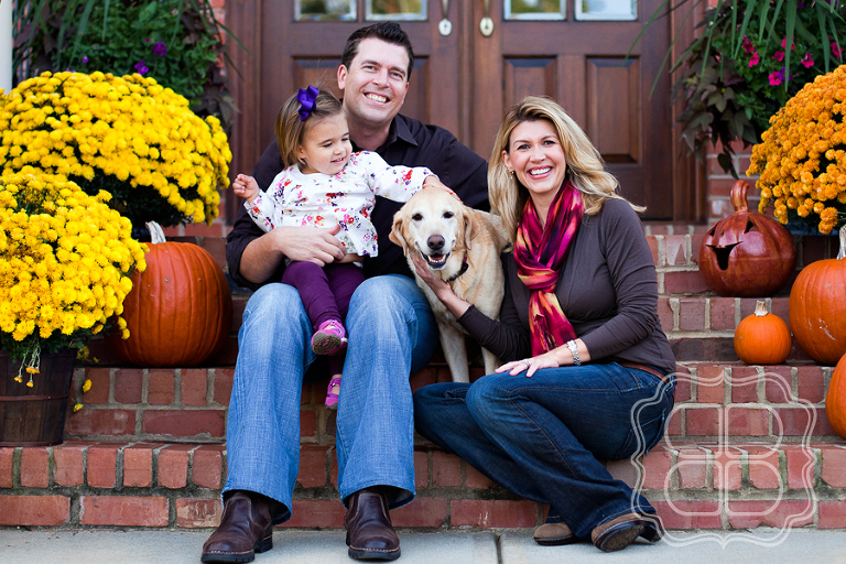 Waxhaw photography of a beautiful family