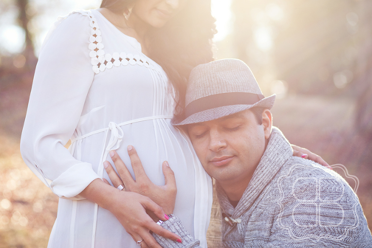 Sweet Maternity Photo
