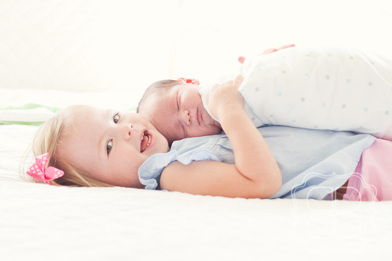 Sweet brother and sister photo