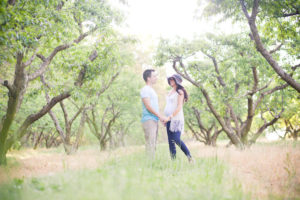 Boho pregnancy photo shoot