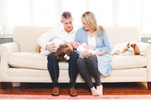 LIfestyle family photography Charlotte NC