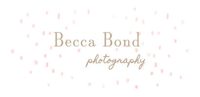 Charlotte Photographer Becca Bond's Logo