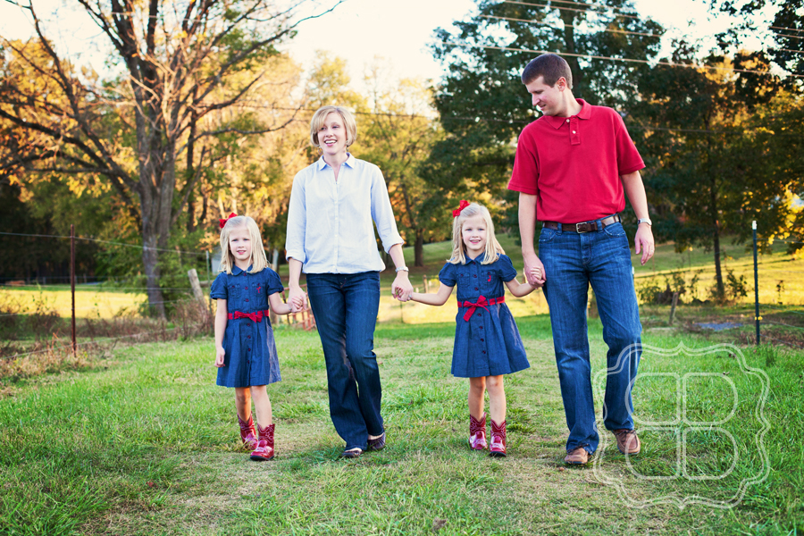 Charlotte professional photographers family portrait